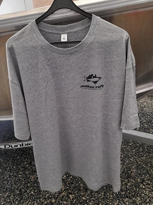 Makocraft T-Shirt - Grey