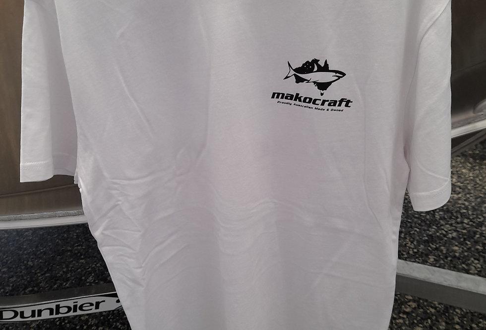 Makocraft T-Shirt - White