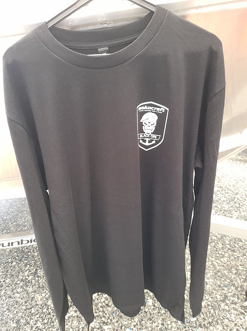 Makocraft Black Ops Long Sleeve Shirt - Black