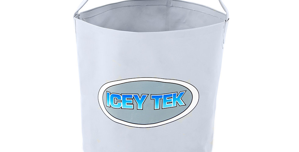 Icey Tek Heavy Duty Collapsible Bucket - 10L