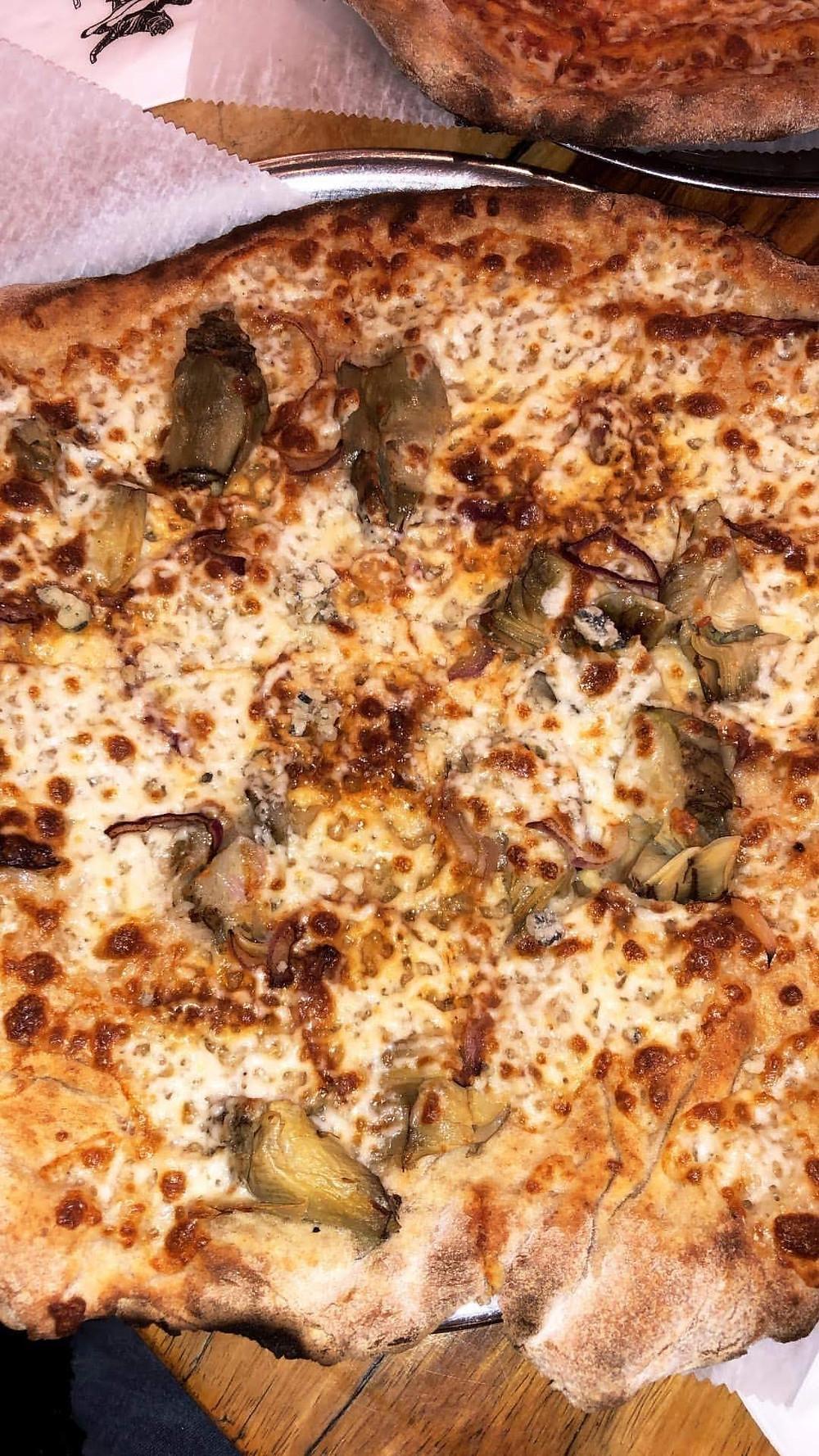 פיצה ללא גלוטן, מסעדה ללא גלוטן, אוכל ללא גלוטן, מגזינו תל אביב