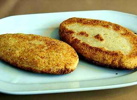 מצ'אדי | לחמנייה מקמח תירס ללא גלוטן
