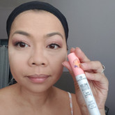Since I wear glasses with this costume, I won't be wearing false lashes. I used this Essence lash boost between layers of mascara.