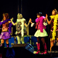 On stage at the MEFCC Costume Contest