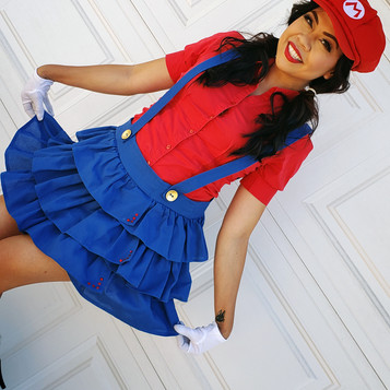 Schoolgirl Mario, 2019