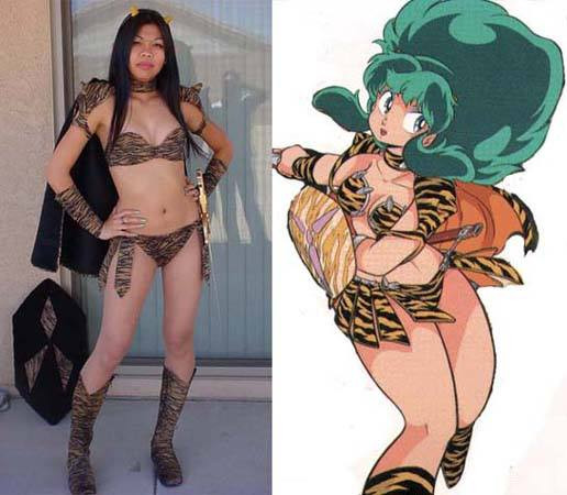 Lum, Battle Suit