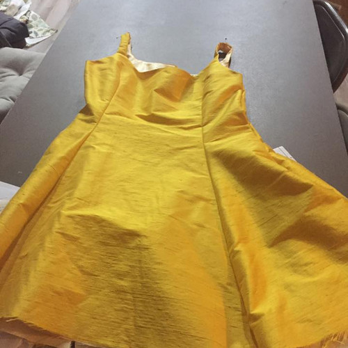 The base dress.