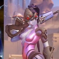 Widowmaker Side-by-side