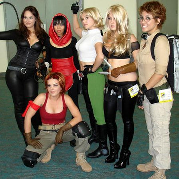 San Diego Comic-con 2008