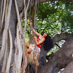 Kapiolani Park, Honolulu, Hawaii