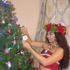 Christmas Moana