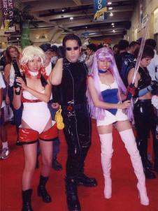 San Deigo Comic-con 2003