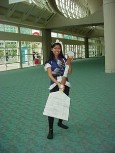 San Diego Comic-con 2003