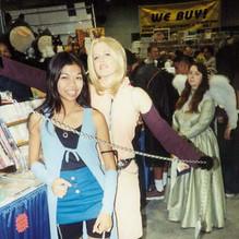 San Diego Comic-con 2001