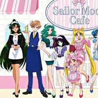 Sailor Moon Cafe Fruit Maids