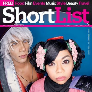 Shortlist Dubai Magazine