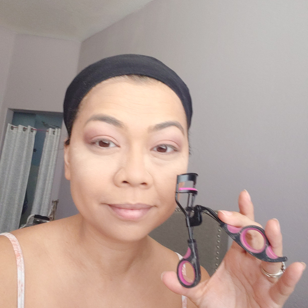 I love this eyelash curler from Amazon!
