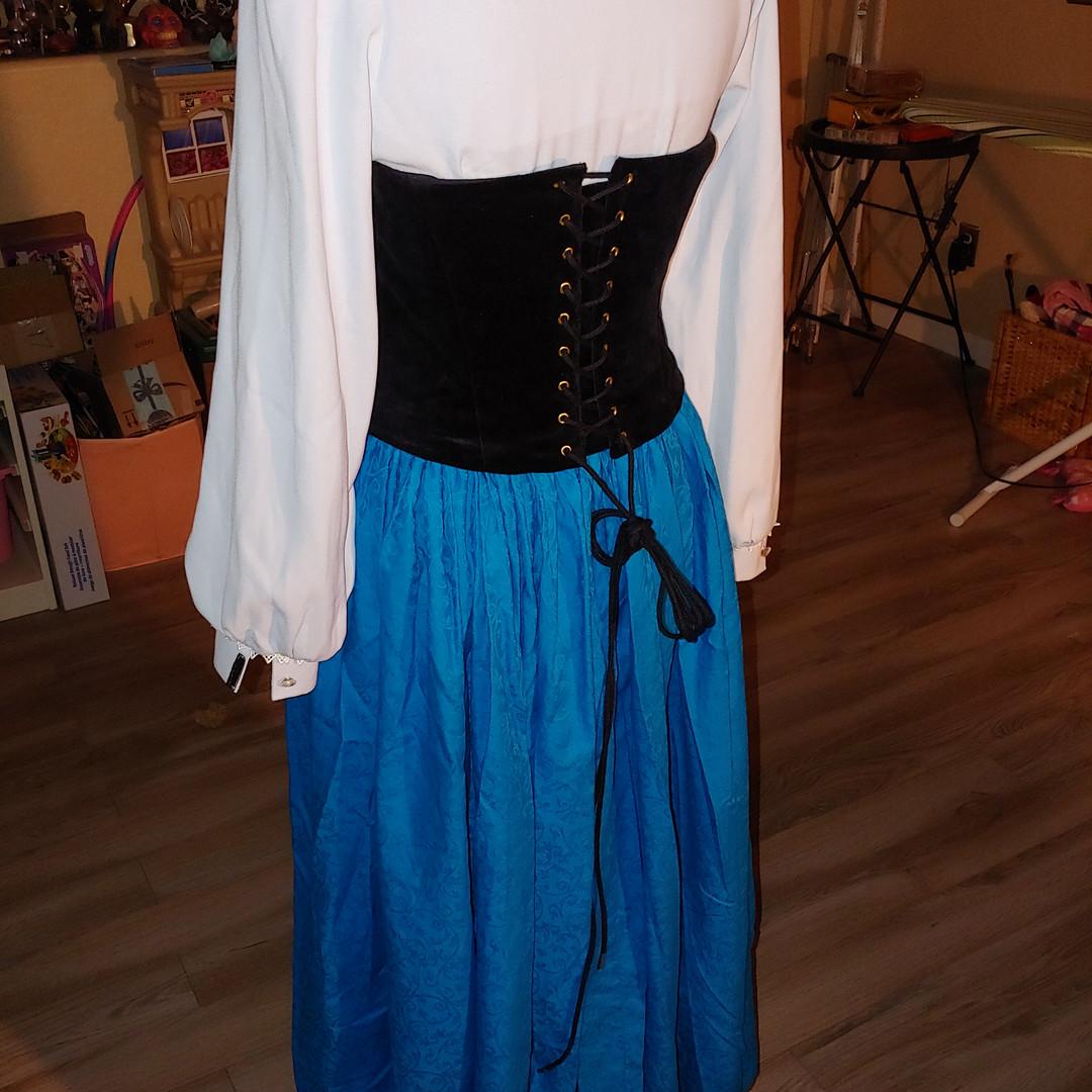 Finished corset