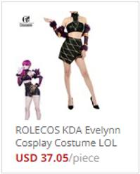 ROLECOS_KDA_Akali_Cosplay_Costume_LOL_AK