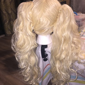 This was the base wig.