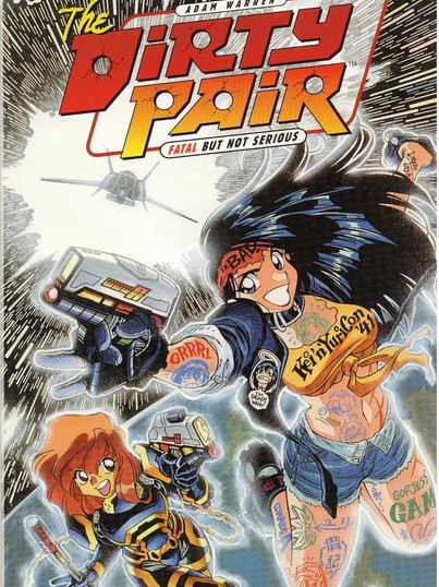 The Dirty Pair: Fatal But Not Serious