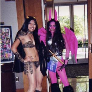 Phoenix Cactus Comicon 2004