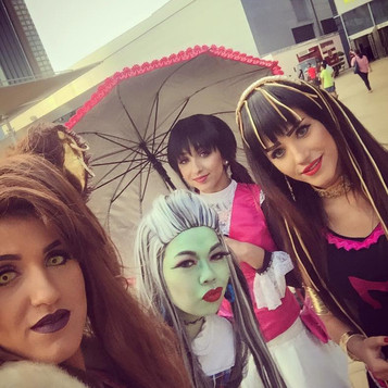 Monster High Group