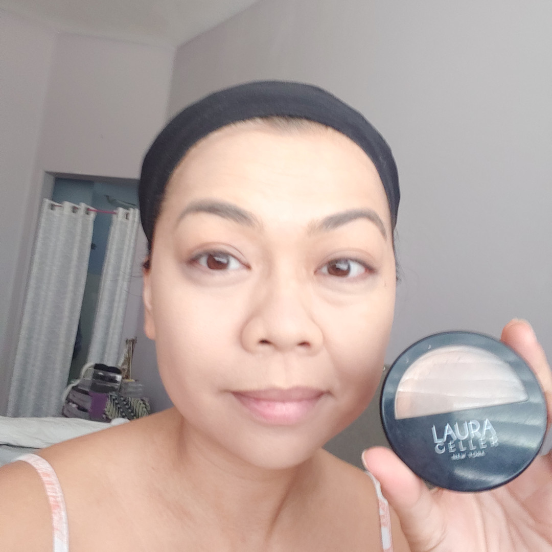 Laura Mercier baked powder foundation