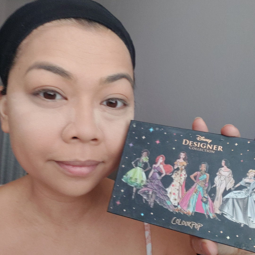 Colopop Disney eyeshadow palette