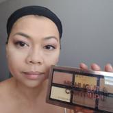 Makeup Revolution contour
