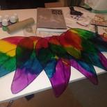 Fair wings skirt panels.