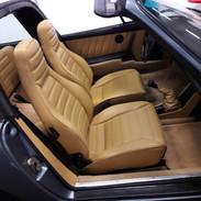 Sellerie Porsche 930 Targa