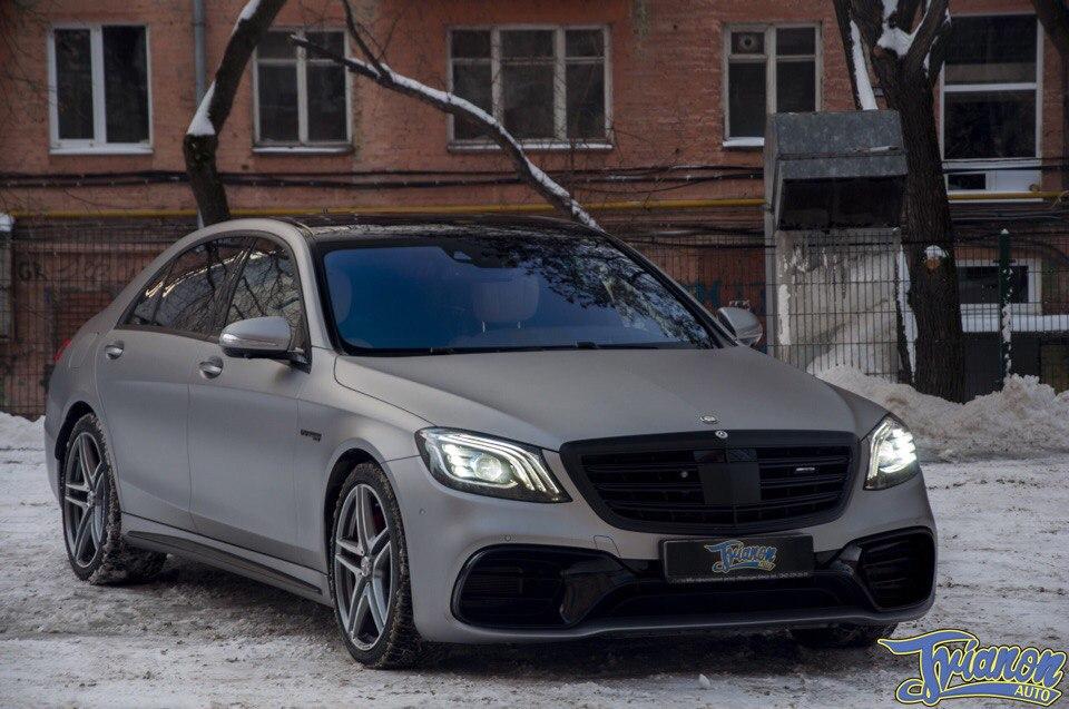 Mercedes-Benz S63 W222