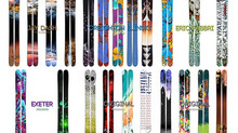 Imagine a Totally Custom Ski!!