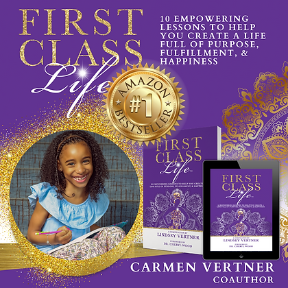 CARMEN - First Class Life™ Anthology Volume 1