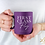 Thumbnail: First Class Fly Coffee Mug