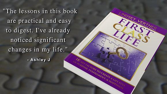 First Class Life™ Book