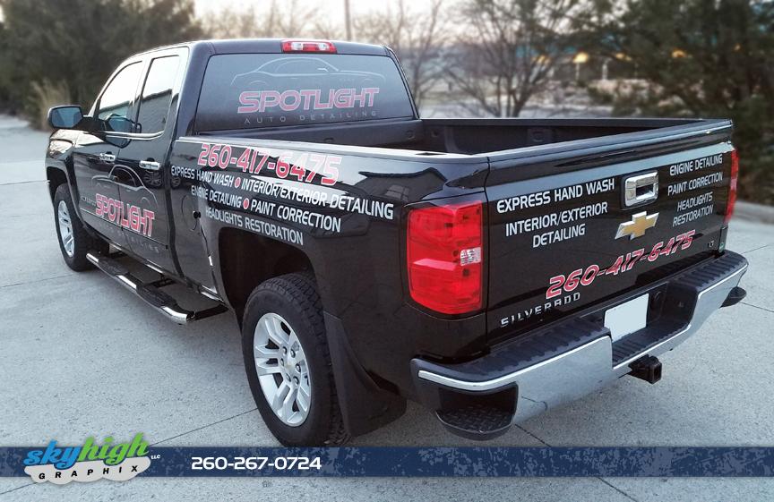 Spotlight Auto Detailing