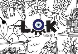Estampas LoK Inspiradas na Tailândia