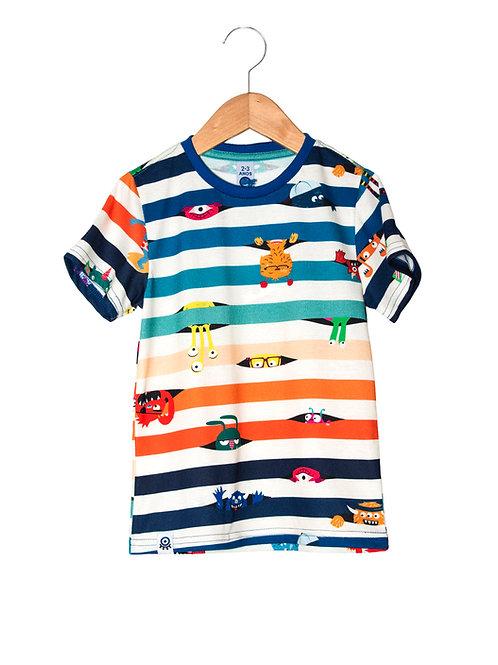 Camiseta Estampa LoK I Spy Cali