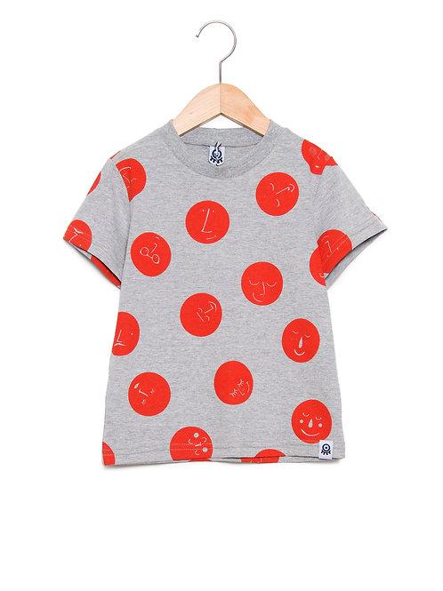 Camiseta Estampa LoK Bolotas Frente