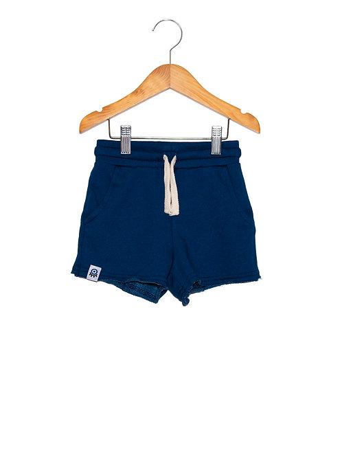 Shorts Moletom BASIC LOK Frente