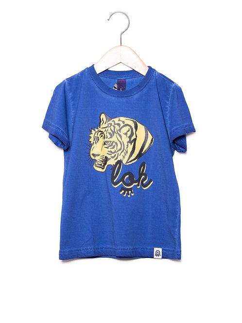 Camiseta Estonada LoK TIGRE Frente