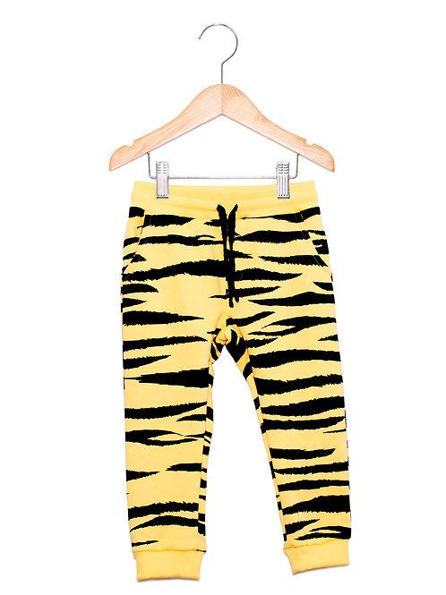 Calça Moletom Estampa LoK Tigre Frente
