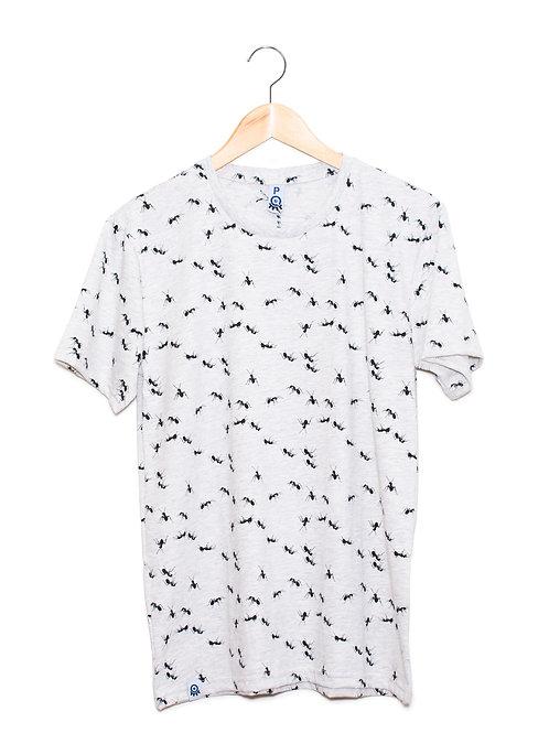Camiseta Gente Grande Estampa LoK Formigas
