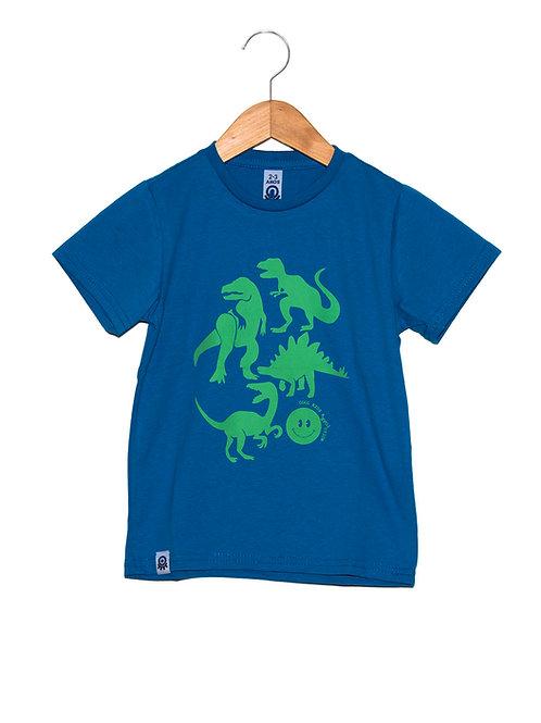 Camiseta Cool Dinos LOK Frente