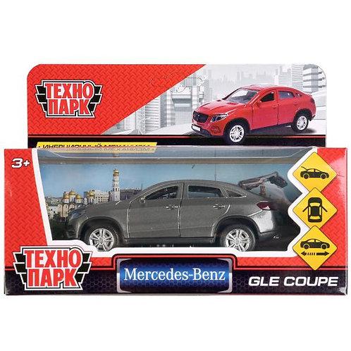 14-413 ТМ Технопарк. Машина металл MERCEDES-BENZ GLE COUPE