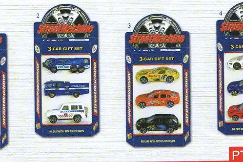 10-820-96 Набор из 3-х машин (мчс/полиция/спортивные машины)