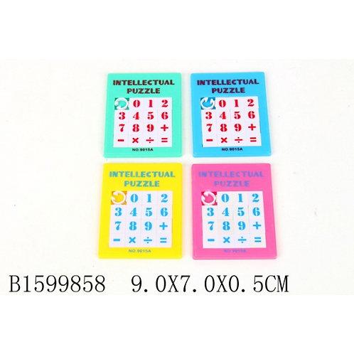 14-940-1 Игра логическая цвет в ассорт. 9015A в пак.
