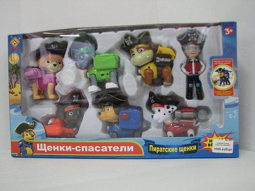 10-886-894 Собака спасатель набор 003T